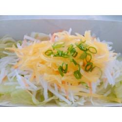 Salade Daikon Takuan