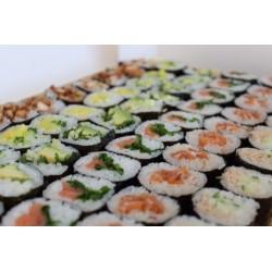 Sushi du jour avec le dessert ( Midi )