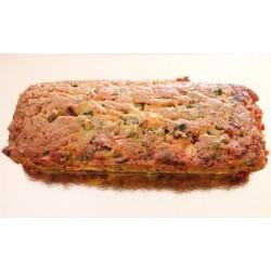 Cake végétarien