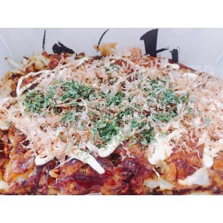 Okonomiyaki légumes