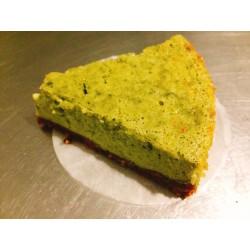 Cheese cake au Matcha