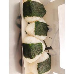 Onigiri saumon grillé
